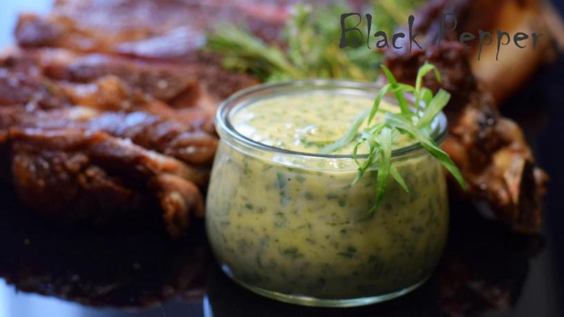 Béarnaise Sauce Recipe
