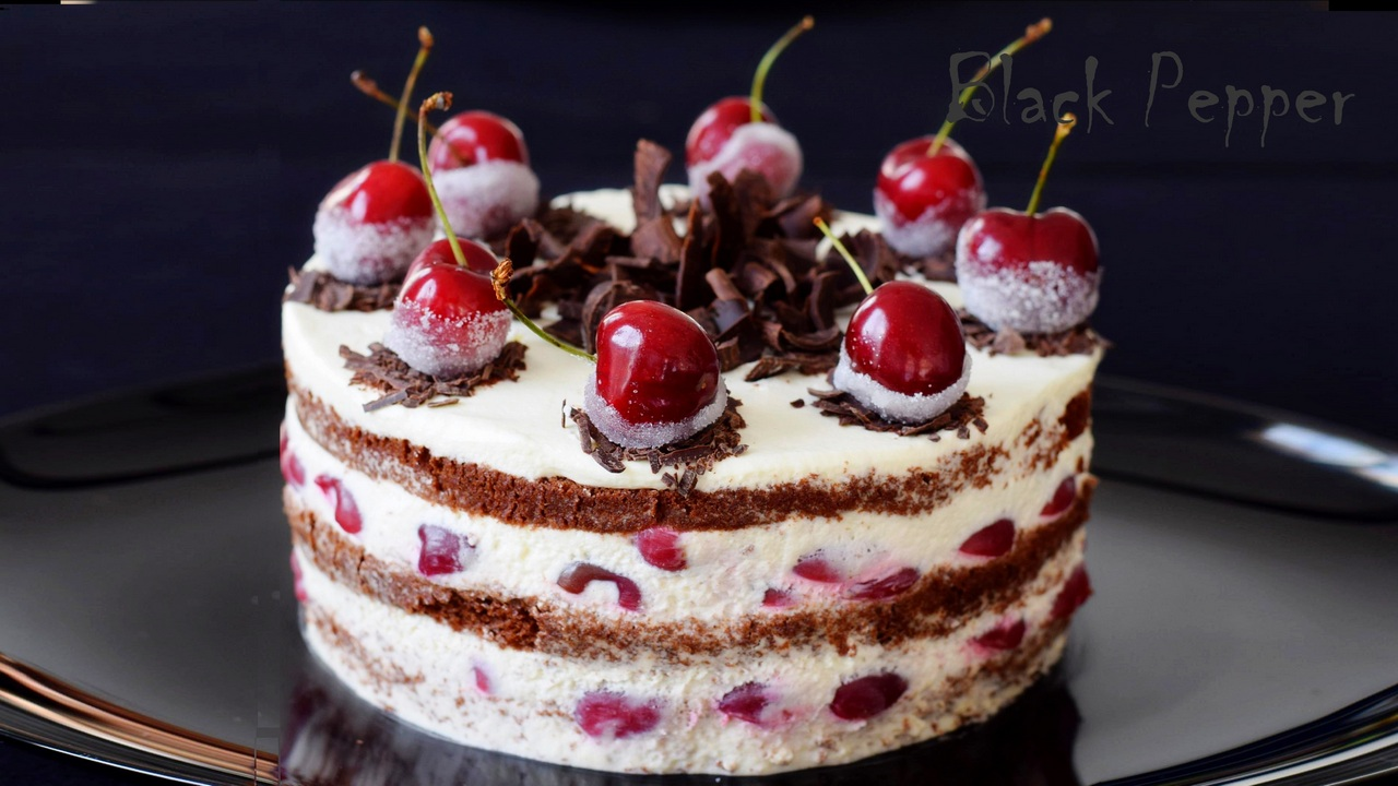 Chocolate Cake Black Forest