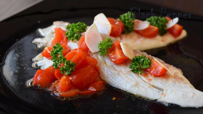Fish in Acqua Pazza Recipe
